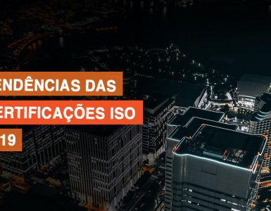 Tendencias das certificacoes ISO ebook